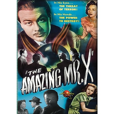 The Amazing Mr. X (DVD)