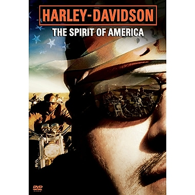 Harley-Davidson: The Spirit of America (DVD)