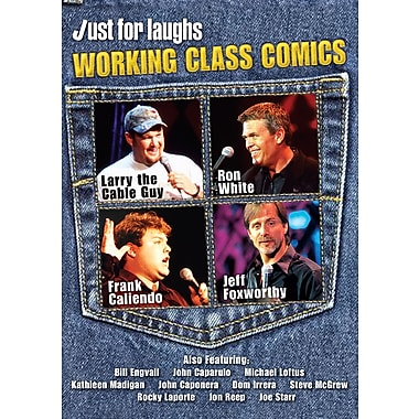 Just For Laughs: Working Class Comics (DVD)