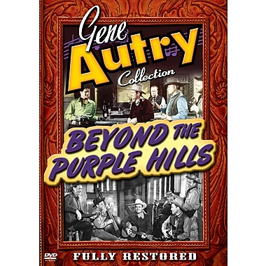 The Gene Autry Show: Beyond The Purple Hills (DVD)