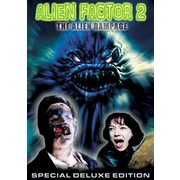 Alien Factor 2 - The Alien Rampage (DVD)