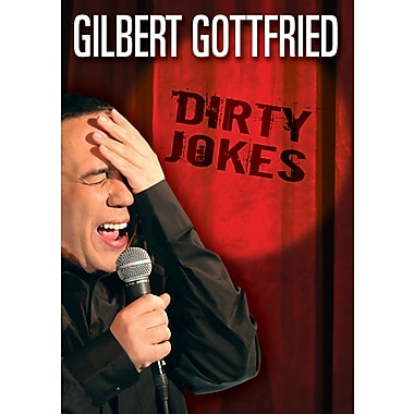 Gilbert Gottfried: Dirty Jokes (DVD)