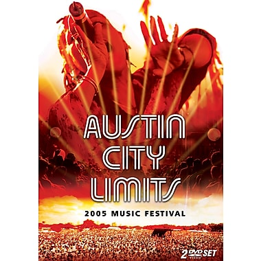 Austin City Limits Music Festival 2005 (DVD)