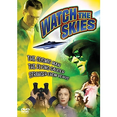 Watch the Skies! (DVD)