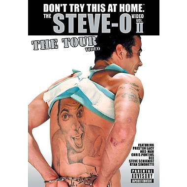 Steve-O II: The Tour (DVD)