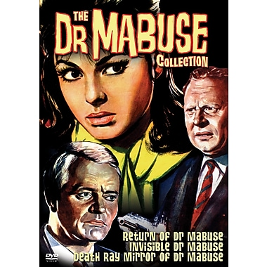 Dr. Mabuse Collection (DVD)