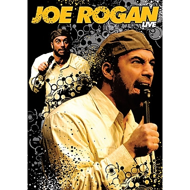 Joe Rogan Live (DVD)