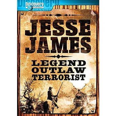 Jesse James : Legend, Outlaw, Terrorist (DVD)