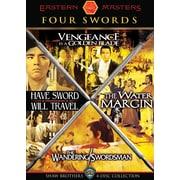 Shaw Brothers: Four Swords Collection (DVD)