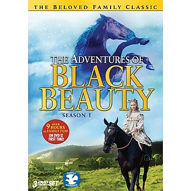 Black Beauty: Adventures of Black Beauty: Season 1 (DVD)
