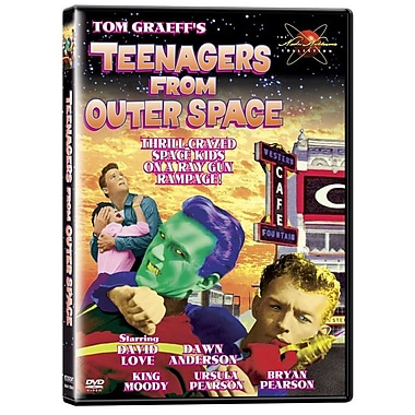 Teenagers From Outer Space (DVD)