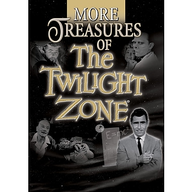 Twilight Zone: More Treasures of The Twilight Zone (DVD)