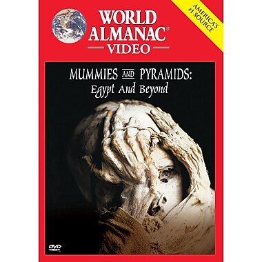 World Almanac: Mummies and Pyramids: Egypt and Beyond (DVD)