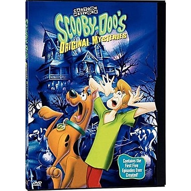 Scooby-Doo's Original Mysteries (DVD)