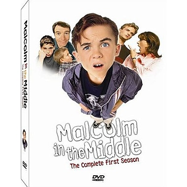 Malcolm in the Middle: The First Complete Season (DVD)