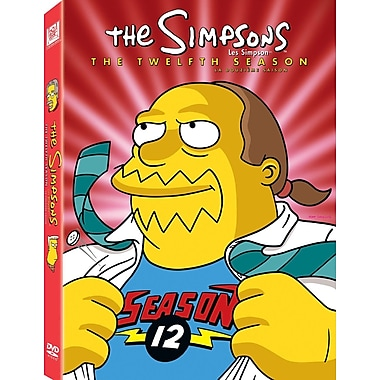 Simpsons: Season 12 (DVD)