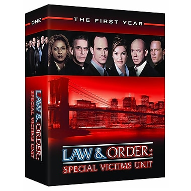 Law and Order: Special Victims Unit: The First Year (DVD)