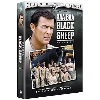 Baa Baa Black Sheep: Volume 1 (DVD)