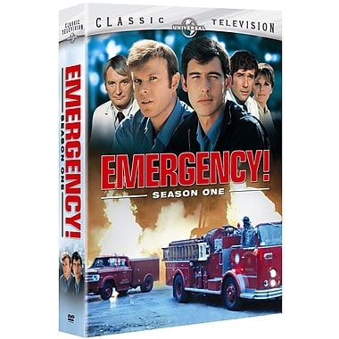Emergency: Season 1 (DVD)