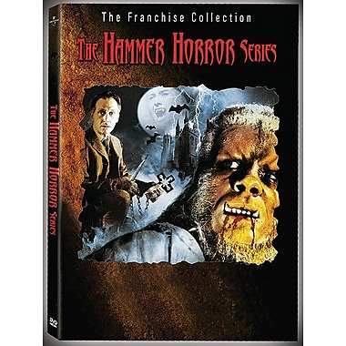 Hammer Horror Series Coll (DVD)
