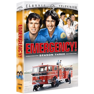 Emergency: Season 3 (DVD)