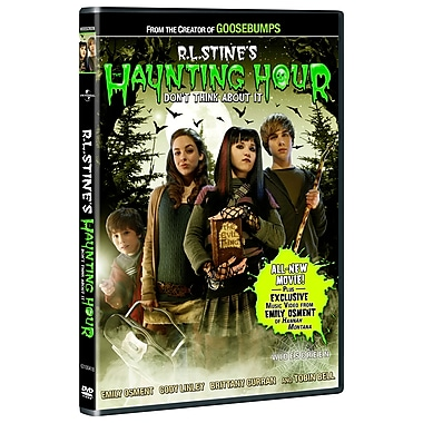 Haunting Hour: Don't Think About It (DVD)