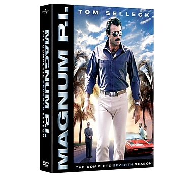 Magnum: Season 7 (DVD)