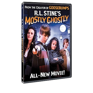 Mostly Ghostly (DVD)