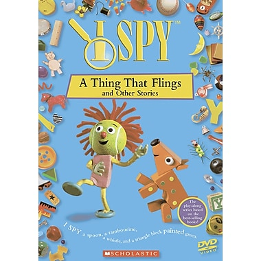 I Spy: A Thing That Flings & other stories (DVD)