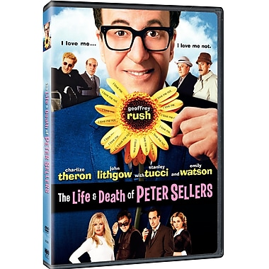 The Life and Death of Peter Sellers (DVD)