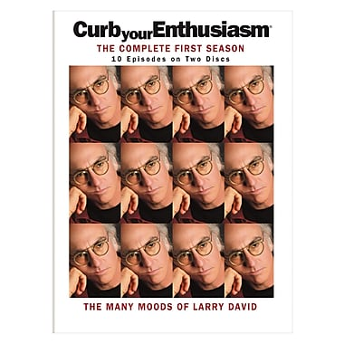 Curb Your Enthusiasm: The Complete First Season (DVD)
