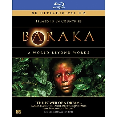 Baraka: A World Beyond Words (Blu-Ray)
