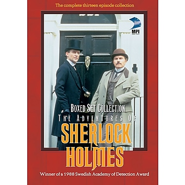 Sherlock Holmes: The Adventures of: Collection (DVD)