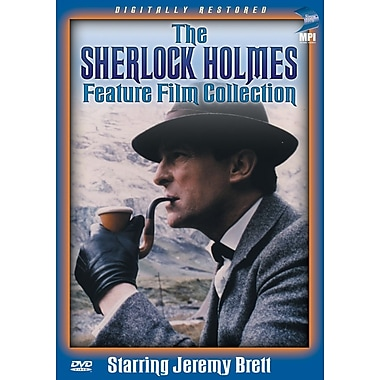Sherlock Holmes: Feature Film Collection (DVD)