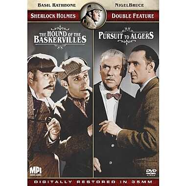 Sherlock Holmes:The Hound of the Baskervilles/Pursuit to Algiers (DVD)