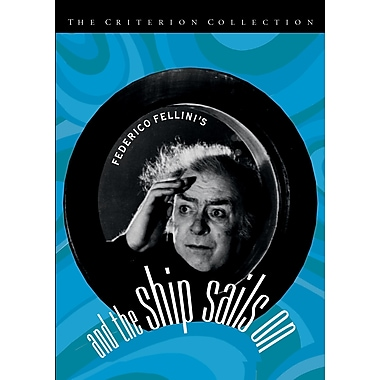 and The Ship Sails On (DVD)