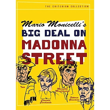 Big Deal On Madonna Street (DVD)