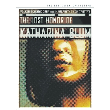 The Lost Honor of Katharina Blum (DVD)