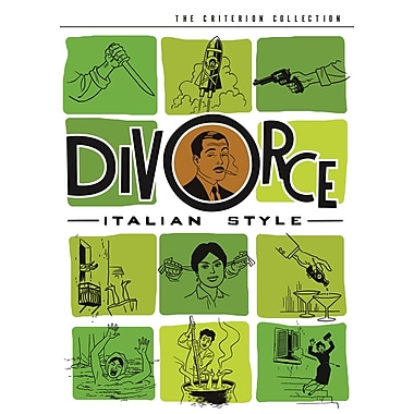 Divorce, Italian Style (DVD)