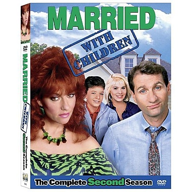 Married with Children: The Complete Second Season (DVD)