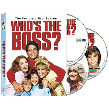 Who's The Boss?: The Complete First Season (DVD)
