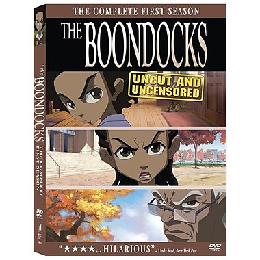 The Boondocks: The Complete First Season (DVD)