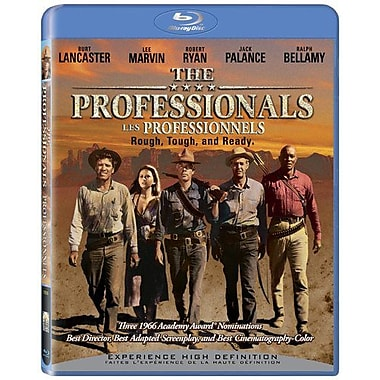 The Professionals (Blu-Ray)