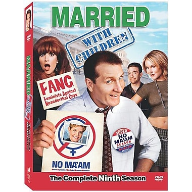 Married with Children: The Complete Ninth Season (DVD)