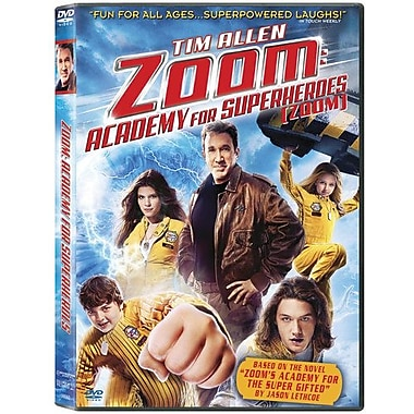 Zoom: Academy for Superheroes (DVD)