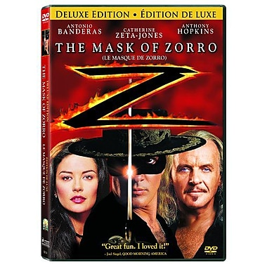 The Mask of Zorro (DVD)
