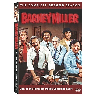 Barney Miller: The Second Season (DVD)