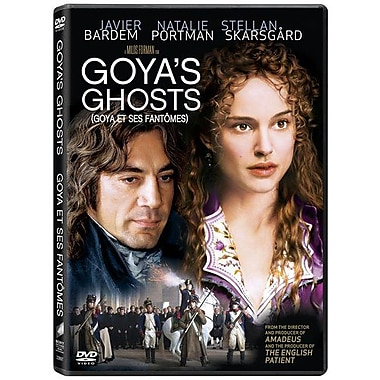 Goya's Ghosts (DVD)