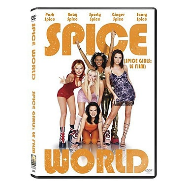 Spice World (DVD)
