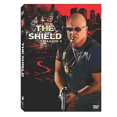 The Shield: The Complete Third Season (DVD)